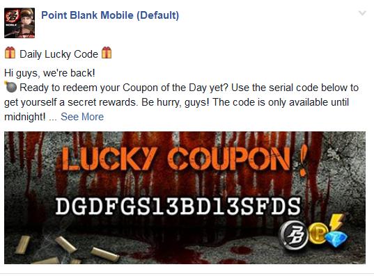 lucky code